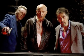 Walken, Arkin, Pacino