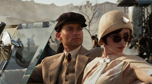 who is james gatz in the great gatsby