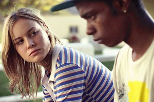"Still of Brie Larson and Keith Stanfield in ""Short Term 12."""