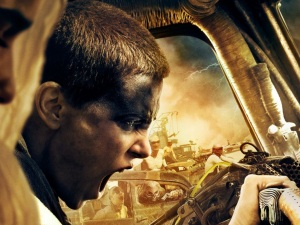 Mad Max Fury Road - Charlize Theron As Imperator Furiosa Wallpaper